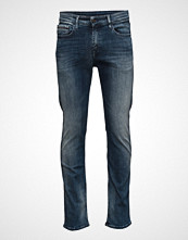 Calvin Klein Slim Straight - Elastic Mid