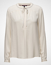 Tommy Hilfiger Ricci Bow Tie Blouse Ls