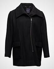 Violeta by Mango Lapels Wool Coat
