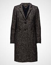 Tommy Hilfiger Ida Combo Wool Coat