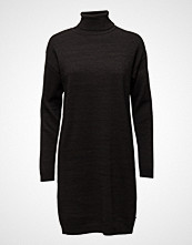 Scotch & Soda Knitted Lurex Blend Turtleneck Dress