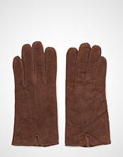 MJM Mjm Glove Lotus W Suede Cognac