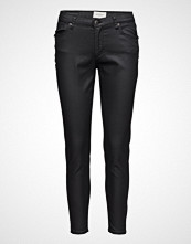 Fiveunits Penelope 374 Zip, Black Coated, Jeans