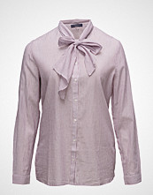 Violeta by Mango Tie-Neck Blouse
