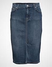 Gant Denim Pencil Skirt