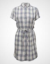 Hilfiger Denim Thdw Basic Check Dress S/S 10