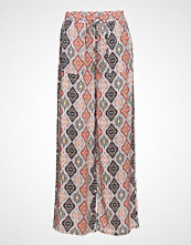 Saint Tropez Printed Flaired Pants