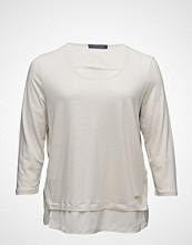 Violeta by Mango Cotton Modal-Blend T-Shirt