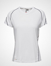 Newline Base Coolskin Tee T-shirts & Tops Short-sleeved Hvit NEWLINE
