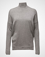 Saint Tropez Knit Blouse With Slits At Side
