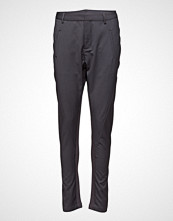 Saint Tropez Pants With Rib Inserts