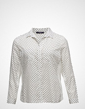 Violeta by Mango Ribbed Cotton Blouse