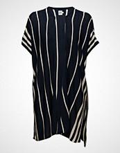 Saint Tropez Striped Poncho