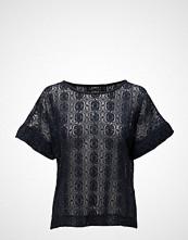 Coster Copenhagen Lace Top W. Sleeve Wrinkels