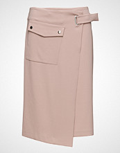 Filippa K Wrap Pocket Crepe Skirt