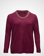 Violeta by Mango Chain Wool-Blend Sweater