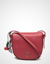 Tommy Hilfiger Cherry Saddle Bag
