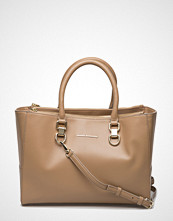 Tommy Hilfiger Leather Twist Tote