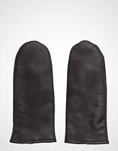 MJM Mjm Glove Mitten Leather 2 Leather Black