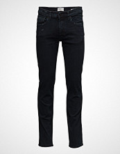 Mango Man Slim-Fit Navy Tim Jeans