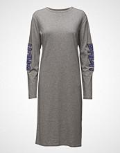 BACK Ls T-Shirt Dress Print