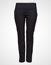 Violeta by Mango Straight Trousers