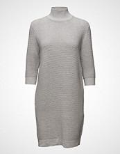 Selected Femme Sflaua 3/4 High Neck Knit Dress