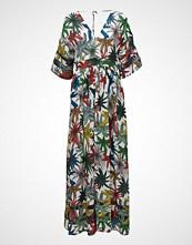 Tommy Hilfiger Inj Erye Maxi Dress Ss