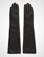 MJM Mjm Glove Sophi Long Leather Black
