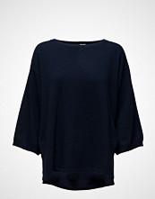 Saint Tropez Knit Blouse W.Oversize Shape