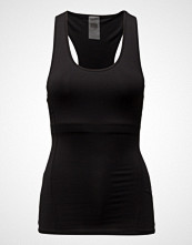 Twist & Tango Be Running Singlet T-shirts & Tops Sleeveless Svart TWIST & TANGO