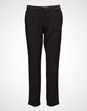 Maison Scotch Chic Tailored Pant With Tuxedo Inspired