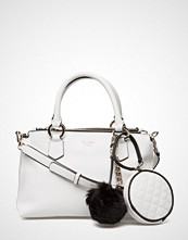 Guess Tenley Small Status Satchel