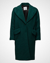 Mango Textured Wool-Blend Coat