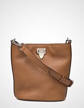 Decadent Small Bucket Bag W/Buckle
