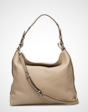 Decadent Soft Shoulder Bag With Zipper