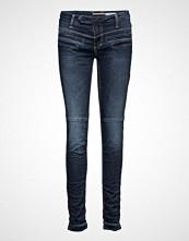 Please Jeans Slim Jog. Blue Denim