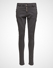 Cream Bailey Twill Pants