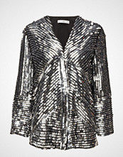 Mango Sequin Embroidered Jacket