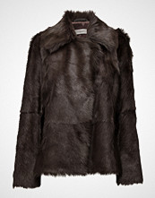 Hunkydory Fur Swing Coat
