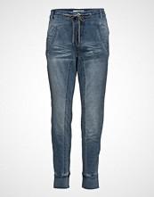 Cream Mia Jogg Denim Slim Jeans Blå CREAM