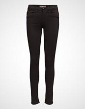 Ichi Erin Izaro Black Skinny Jeans Svart ICHI