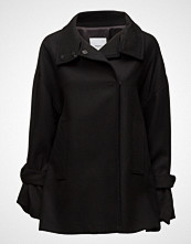Mango Bow Wool Coat