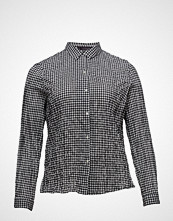 Violeta by Mango Gingham Check Shirt