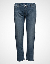 2nd One Malou 084 Crop, Blue Heritage, Jeans