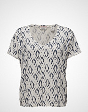 Maison Scotch Boxy Fit S/S Tee In Various Allovers