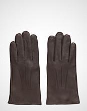 MJM Mjm Glove Olivia W Leather Anthracite/Black