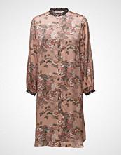 Rabens Saloner Garden Mix Long Shirt Dress