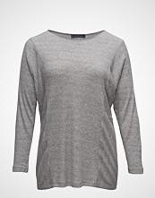 Violeta by Mango Ribbed T-Shirt