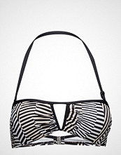 Sunseeker V-Front Bandeau Top With Removable Straps
